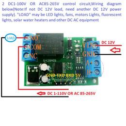 $enCountryForm.capitalKeyWord Australia - mini DC 12V RS485 Delay Relay Module Modbus-Rtu Uart Switch Board for CCTV Camera PTZ LED Security PLC