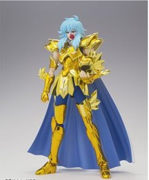 $enCountryForm.capitalKeyWord Australia - Special Offer Lc Model Saint Seiya Pisces Aphrodite Myth Cloth Gold Pvc Action Figure Toy Doll Collectible Gifts With Metal Foot C19041501