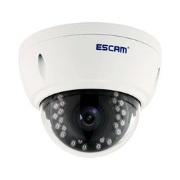 $enCountryForm.capitalKeyWord UK - ESCAM QD420 4MP Dome IP Camera Waterproof Outdoor Home Surveillance Security CCTV Camera Support ONVIF Protocol H.265