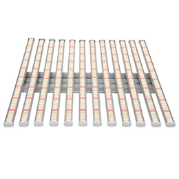 Wholesale 12bars 900w full spectrum Samsung led grow light bars for indoor growth and bloom