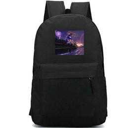 $enCountryForm.capitalKeyWord UK - Spangled backpack Star kid girl school bag Super hero printing daypack Leisure schoolbag Outdoor rucksack Sport day pack