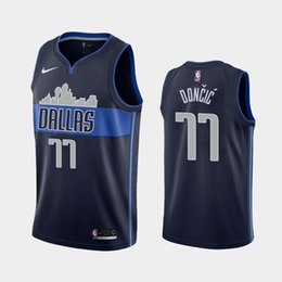dallas black jersey UK - Men's Basketball Jerseys Dallas