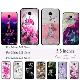 $enCountryForm.capitalKeyWord Australia - 3d Painted For Meizu M3 Note meiblue Charm Note 3 Note 5 Case Cover Soft Tpu Silicone Phone Case For Meizu M2 Note Cover Fundas