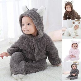 6a651386f Baby Fleece Romper Animal Australia