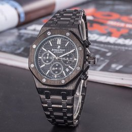 Gold ap online shopping - ap mm Royal Oak Offshore Watch Fused with Ceramic Watch Ring and quot Méga Tapisserie quot Super Lattice Decorated New Men s Watch