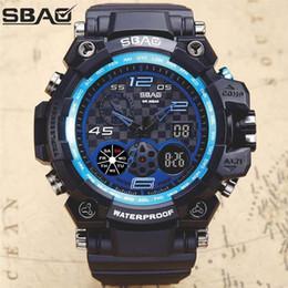 $enCountryForm.capitalKeyWord Australia - Men's Watch Camouflage Multi-functional Fashion Waterproof Electronic Watches digital watches men sports dijital kol saati