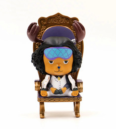 dog chairs Australia - Pirate king Joba cos pheasant red dog yellow ape sitting chair box handle