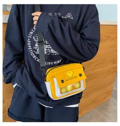 ChiCken handbag online shopping - new Designer cute chicken bag canvas Crossbody Shell Bags Flap bags Small Messenger Bag Handbags child bag