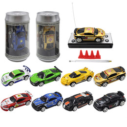Micro Gears Australia - RC Car 8 Colors 20KM H 1:58 Mini Car RC Micro Racing Car 2 Frequencies Toy for Children boys for 6 year old