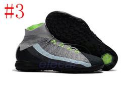 $enCountryForm.capitalKeyWord Australia - Original New High Ankle Top Football Boots Hypervenom Phantom III DF TF ACC Soccer Cleats HypervenomX Proximo IC Indoor Soccer Shoes Turf