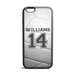 Chinese  Volleyball With Name And Number Phone Case For Iphone 5c 5s 6s 6plus 6splus 7 7plus Samsung Galaxy S5 S6 S6ep S7 S7ep manufacturers