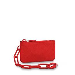 Mini Twist NZ - 2019 Fashion Women Men Designer wallets Black Brown Letter short wallet holder Wallet Top Quality Genuine Leather Mini Coin Key Bag Original
