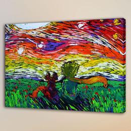 $enCountryForm.capitalKeyWord UK - Van Gogh Little Princ,HD Canvas Print Home Decor Art Painting Unframed Framed