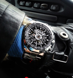 $enCountryForm.capitalKeyWord Australia - Forsining Top Brand Luxury Transparent Mechanical Male Watch Mechanical Wristwatches Stainless Steel Mens Skeleton Watches SLZe121