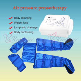 $enCountryForm.capitalKeyWord Australia - Portable Air pressure pressotherapy lymphatic drainage body slimming skin tightening spa salon beauty machine