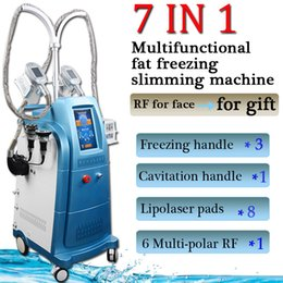 Tripolar laser online shopping - cavitation tripolar rf lipo laser slimming machinefat freeze slimming machine beauty equipmemt years free warranty
