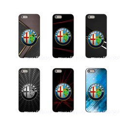 case for samsung galaxy s5 mini Canada - Alfa Romeo Logo Hard Phone Case Cover For Samsung Galaxy Note 3 4 5 8 S2 S3 S4 S5 MINI S6 S7 edge S8 S9 Plus