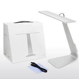 $enCountryForm.capitalKeyWord Australia - Ultrathin Table Lamp Dest Light Mac Style LED 3 Mode Dimming Touch Switch Reading Table Lamp Built in Battery Desk Lamp Soft Light