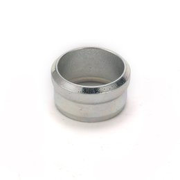 cold cutting steel Canada - RL RS white zinc plated carbon steel hydraulic fitting component cutting ring