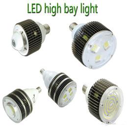 Chinese  UL DLC E27 E40 Hook LED High Bay Light CREE 50W 100W 120W 150W 200W 300W 400W Gas Station Canopy Lights AC 110-277V manufacturers