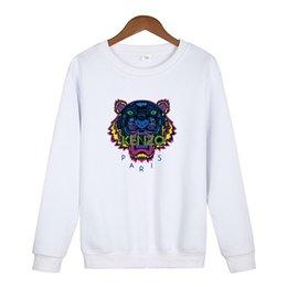 Wholesale New Women Men s shirt Embroidered Sweatshirt Hoodie KEN Hoodies Sweatshirts Hip Pop Pullover Jogger Tracksuit