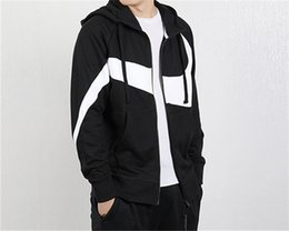 China mens designer jackets 2019 fashion luxury brand nik- mens designer jackets hot sale top quality coats hoodies jackets for men man AR3085-010 supplier letter cutting designs suppliers