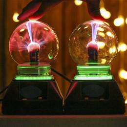 $enCountryForm.capitalKeyWord UK - Luminous Music Magic Ball Touch Sensitive Crystal Ball Desk Lamp Christmas Halloween Cosplay Prop 5 Pieces DHL