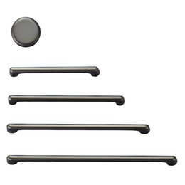 kitchen cabinets doors wholesale Australia - New Cabinet Kitchen Knobs and Handles Polished Dresser Drawer Cupboard Furniture Wardrobe Door knob Pull Handle free shipping
