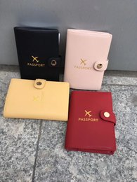 Easy card wallEt online shopping - 2019 inner and outer leather multi function card package passport bag Male models folding storage palm size easy to carry