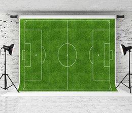 $enCountryForm.capitalKeyWord Australia - Dream 7x5ft Soccer Field Photography Backdrop Football Green Grassland Background for Sports Theme Party Decor Photo Shoot Prop