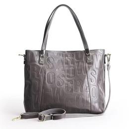 $enCountryForm.capitalKeyWord Australia - Zency Luxury Female Shoulder Bag 100% Natural Leather Fashion Grey Messenger Lady Charm Dark Red Handbag Crossbody Purse D18101303
