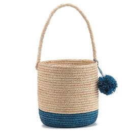 $enCountryForm.capitalKeyWord Australia - Summer Top Handbags Women Straw Bag Female Color Hair Bulb Beach Bags Woman Designer Casual Totes Ladies Vintage