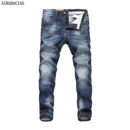 $enCountryForm.capitalKeyWord Australia - Airgracias Design Biker Jeans Strech Casual Jean For Men Hight Quality Cotton Male Long Trousers 32 33 34 36 38 40 MX190718