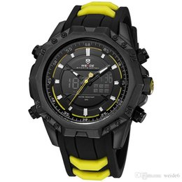 $enCountryForm.capitalKeyWord UK - WEIDE WH6406 Men's Fashion Brand LCD Display Luminous watches 3atm Water Resistant Mens Watches  Date Week Display Alarm Timing