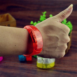 $enCountryForm.capitalKeyWord Australia - For Light Up Bracelet Bar Music Controlled LED Flash Armband Colorful Music Activated Glow Flash Bangle For Party Festival Concert Gift