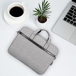 Travel Business Case Australia - Charm2019 Kingsons Brand Case Laptop 14 15 Inches Handbag Sleeve Bag For Business Travel