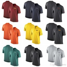 831becfd Mens t shirts Team Stadium Performance Polo Hot Sale Eagles Steelers 49ers  Seahawks Redskins
