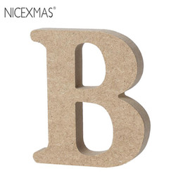 $enCountryForm.capitalKeyWord UK - NICEXMAS A-Z Wooden Alphabet Letters Plaque Wall Home Office Wedding Party Decoration For Wedding Party Decoration