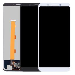 5.7 lcd Australia - High Quality Black White 5.7 inch NEW For Oppo A83 A83T LCD Display + Touch Screen Digitizer Assembly Replacement Free Shipping
