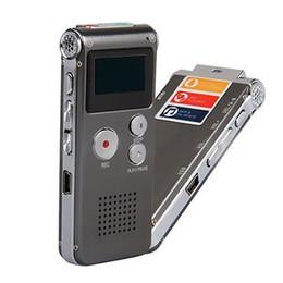 16 GB Audio Grabadora de Voz Portátil Digital USB Pluma Grabadora de Audio y Vídeo 3D Estéreo Sin Pérdidas Reproductor de Mp3 Dictáfono N28 Con WAV