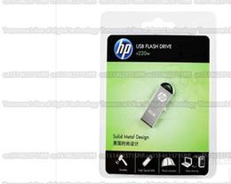 $enCountryForm.capitalKeyWord Australia - DHL shipping 8GB 16GB 32GB 64GB 128GB 256GB Original HP v220w USB flash drive USB pendrive high quality USB 2.0 memory stick