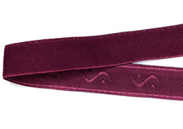 $enCountryForm.capitalKeyWord UK - Nylon webbing knitted elastic ribbons decoration trim fabric woven bra high quality 19mm wide straps factory custom S91228-19 Free shipping