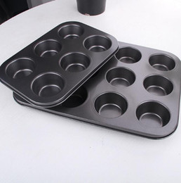 Cupcake Muffins Cake Australia - Cake Mold For Muffin Cup Pan Baking Dish Cupcake Molds Bread Bakeware Form Baking Molds Mould Cake Tool H113
