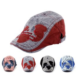 Wholesale Fashion Beret Retro Men Women Painter Cap Embroidery Sun Hat English Letter Classic Outdoor Spring And Autumn Hot Sale zcG1