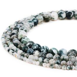 $enCountryForm.capitalKeyWord NZ - Natural Stone Beads Amethyst Gemstone Round Rose Quartz Loose Beads for Women Bracelet Jewelry Making 1 Strand 8 mm