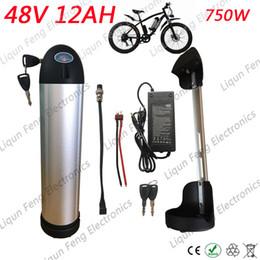 $enCountryForm.capitalKeyWord Australia - 48V 12Ah Li-ion Water Kettle Water Bottle Lithium Battery Bike Battery BMS for Electric Bicycle e-bike Send Charger 500W Motor.