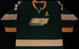 Customize Vintage OSWEGO STATE LAKERS MCLAUGHLIN Hockey Jersey Embroidery  Stitched or custom any name or number retro Jersey 4d0f9ff76
