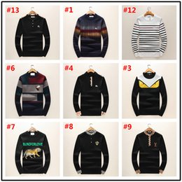$enCountryForm.capitalKeyWord Australia - 13MODEL Men's Brand Fashion Letter Embroidery Knitwear Winter Men's Clothing Crew Neck Long Sleeve Sweater for Men Fashion Designer Hoodies