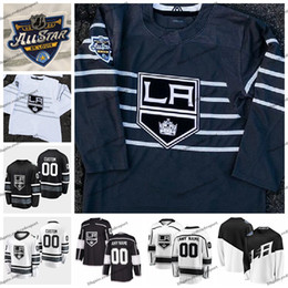 ingrosso re gioco-2020 All Star Game Personalizza Anze Kopitar Los Angeles Kings Hockey maglie Dustin Brown Carter Trevor Moore Doughty rapida Anderson Roy