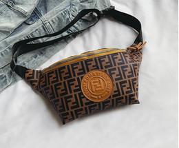 $enCountryForm.capitalKeyWord Australia - Newest designer F Waist bag for women College Travel Crossbody bag for Teenage with High quality PU for Ladies sac a dos
